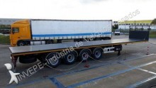new Invepe dropside flatbed semi-trailer SPCG 4SPB 136 - n°2424970 - Picture 4