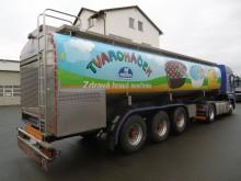 Bilder ansehen Mafa Lebensmitteltankauflieger Auflieger