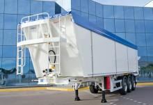 semirimorchio Tisvol ribaltabile trasporto cereali AA6-1030220-HE3 3 assi nuovo - n°2512053 - Foto 4