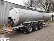 Voir les photos Semi remorque Magyar Bitum 30000 Liter, Isolated, Hydraulic system, 250c, 0,5 bar