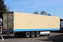 semirremolque Krone frigorífico Carrier doble piso Krone Carrier Vector 1850 + Eléctrico, Doble Piso 3 ejes usado - n°2675707 - Foto 4