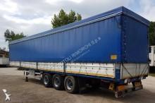 used Cardi tarp semi-trailer Semirimorchio, Centinato Sponde, 3 assi, 13.60 m rear hatch - n°2759639 - Picture 4