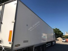 used Chereau multi temperature refrigerated semi-trailer Carrier SEMI FRIGORIFIQUE - 33 PALETTES + HAYON 3 axles rear hatch - n°2771781 - Picture 4