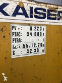 used Kaiser heavy equipment transport semi-trailer 3 axles - n°2775639 - Picture 4