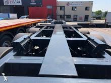 semiremorca Invepe transport containere Porte conteneurs 3 essieux extensible noua - nr.2792665 - Fotografie 4