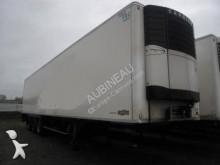 semi remorque Chereau frigo Carrier porte viandes PENDERIE A VIANDE 3 essieux occasion - n°2844780 - Photo 4