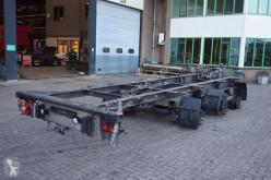 Voir les photos Semi remorque Schmitz Cargobull 3-assig Asstel 3-assig/liftas/stuuras