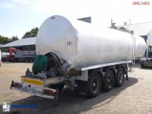 Voir les photos Semi remorque Fruehauf Bitumen tank steel 31 m3 / 1 comp + ADR