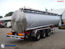 Voir les photos Semi remorque Magyar Bitumen tank inox 31 m3 / 1 comp