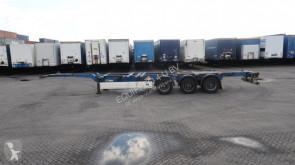 Voir les photos Semi remorque Krone 40FT-HC, BPW, extendable at the rear, 4x available