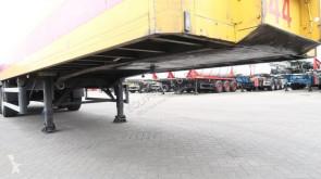 Vedeţi fotografiile Semiremorca Groenewegen BPW, liftas, hardhouten vloer, volledig chassis