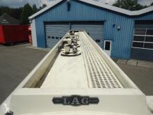 Voir les photos Semi remorque LAG brandstoffen tank 4 comp