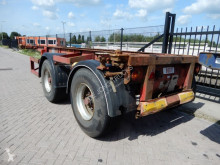 Voir les photos Semi remorque Craven Tasker 20 FT chassis / steel suspension / ROR
