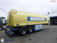 Voir les photos Semi remorque EKW Fuel tank alu 32 m3 / 5 comp + pump / ADR 02/2020
