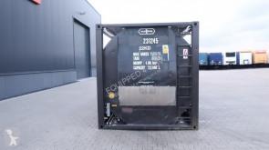 Zobaczyć zdjęcia Wyposażenie ciężarówek Van Hool 23.000L, 20FT Tankcontainer, UN Port. T14, 5y insp.: 11/2020