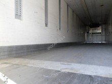 used Chereau refrigerated semi-trailer Thermoking 3 axles rear hatch - n°2061421 - Picture 5