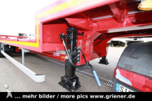 Voir les photos Semi remorque Kässbohrer JS / JUMBOPLATEAU SATTEL /BPW /LENKACHSE /LIGHT