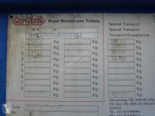 Voir les photos Semi remorque Nooteboom EURO PENDEL X AXLE gvw 94 ton
