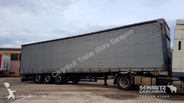 Side Door Tractor Trailer : Used schmitz cargobull tautliner semi trailer curtainsider