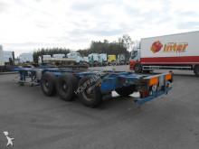 View images Fruehauf 20-30-40\' container semi-trailer