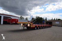 new Schenk heavy equipment transport semi-trailer 10 axles semitrailer extendable 10S.1T.8N (7+3) More than 3 axles - n°2774581 - Picture 5
