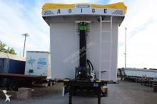 Voir les photos Semi remorque Adige semirimorchio vasca ribaltabile 55m3 alluminio nuova