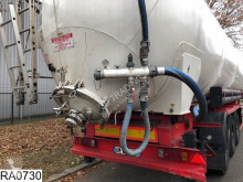 Voir les photos Semi remorque Benalu Silo Silo / Bulk, 62000 liter, 62 M3, elec / Hydraulic Tipping system