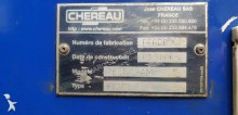 used Chereau mono temperature refrigerated semi-trailer Carrier 3 axles rear hatch - n°3046850 - Picture 5