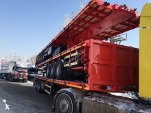 View images Donat Flatbed Double Tire semi-trailer