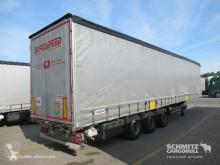 Преглед на снимките Полуремарке Schmitz Cargobull Curtainsider Standard Getränke