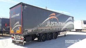 Ver as fotos Semi reboque Schmitz Cargobull Lona para empurrar Mega