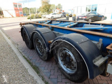 Voir les photos Semi remorque Van Hool Chassis / Extendable on the back / MB disc