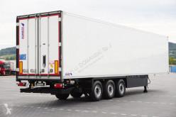 Zobaczyć zdjęcia Naczepa Carrier SCHMITZ CARGOBULL - CHŁODNIA + WINDA / 1550 / OŚ PODNOSZONA