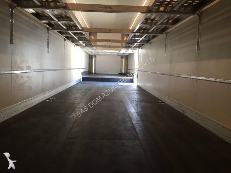New tercam car carrier semi trailer semi fourgon porte for Porte voiture