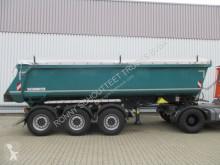 Vedeţi fotografiile Semiremorca Schmitz Cargobull 24 SL 7.2  24m³  24 SL 7.2  24m³ Stahlmulde mit E-Rollplane