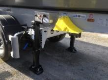 semi remorque Menci benne TP SA700R 3 essieux neuve - n°2490737 - Photo 6