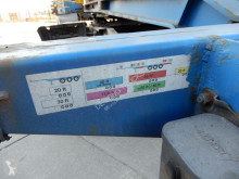 Voir les photos Semi remorque Pacton T3-010, Chassis, Extendable