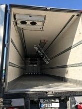 used Chereau multi temperature refrigerated semi-trailer Carrier SEMI FRIGORIFIQUE - 33 PALETTES + HAYON 3 axles rear hatch - n°2771781 - Picture 6