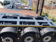 semiremorca Invepe transport containere Porte conteneurs 3 essieux extensible noua - nr.2792665 - Fotografie 6