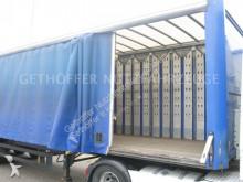 used Schmitz Cargobull beverage delivery flatbed semi-trailer Getränke Spezialaufl. Orten SafeServer K+G tec 3 axles - n°2855219 - Picture 6
