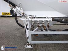 Voir les photos Semi remorque Feldbinder Powder tank alu 36 m3 / 1 comp