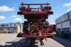 Voir les photos Semi remorque Pacton Container chassis 2-assig/ 40ft./ Full Steel