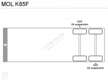 Zobaczyć zdjęcia Naczepa MOL K85F