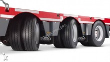View images Nooteboom Portes Nacelles avec essieux directionnels semi-trailer
