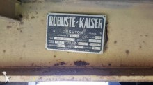 Voir les photos Porte engins Robuste Kaiser