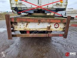 Voir les photos Semi remorque LAG Oplegger blatt/Steel
