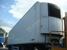 used Chereau multi temperature refrigerated semi-trailer Carrier SEMI FRIGORIFIQUE - 33 PALETTES + HAYON 3 axles rear hatch - n°2771781 - Picture 7