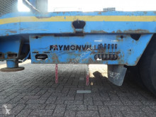 Voir les photos Semi remorque Faymonville STN-3AU ramps hydr. neck