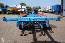 Bekijk foto's Trailer Trailor Container chassis 2-assig/ 20ft.