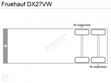 Voir les photos Semi remorque Fruehauf DX27VW